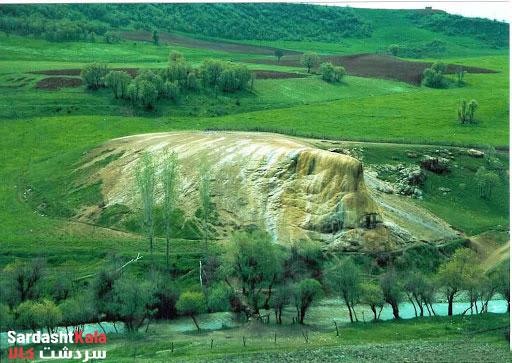 چشمه گراوان