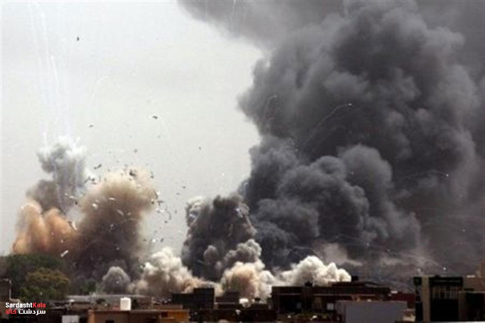 بمباران شیمیایی سردشت