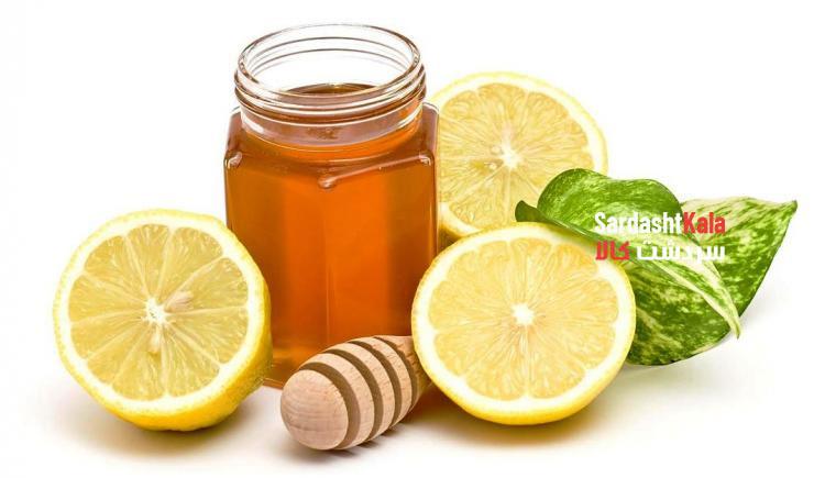 لیمو و عسل برای لاغری