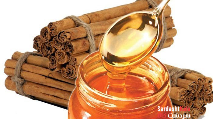 مزایای عسل و دارچین