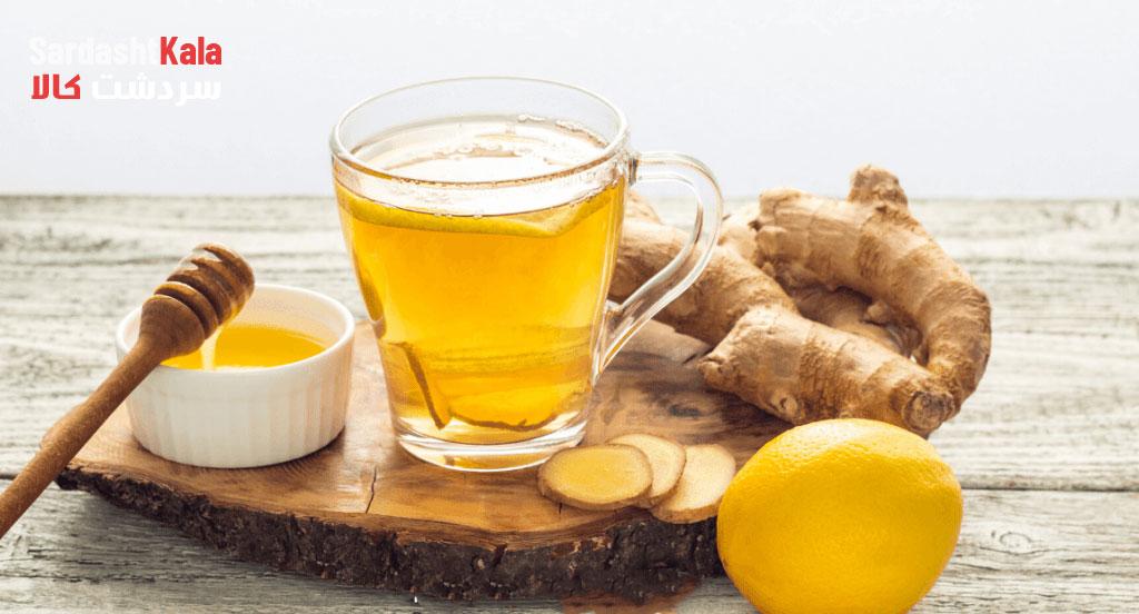 مزایای عسل برای درد معده