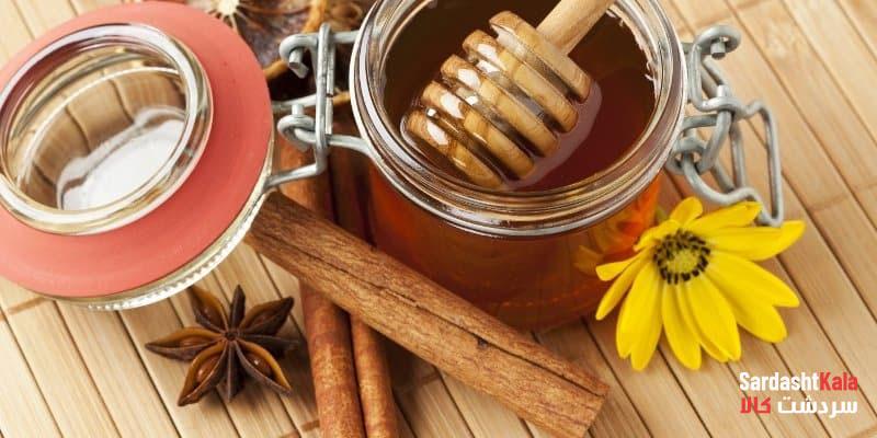عسل و دارچین برای کاهش وزن