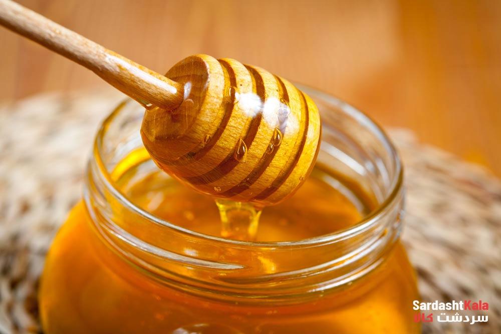 خواص عسل برای پوست صورت