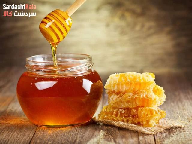 عسل برای زنان