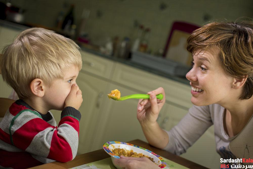 افزایش اشتهای کودکان با ژل رویال